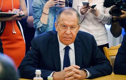 Главы МИД России и КНДР ведут переговоры в Пхеньяне