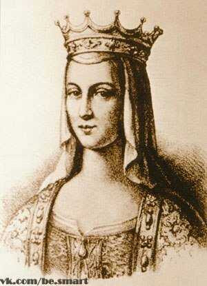 Письмо Анны Ярославны, французской королевы отцу Ярославу Мудрому