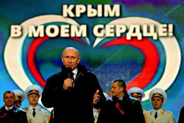 """Иностранцы ошеломлены поддержкой Путина в Крыму: «92% сказали """"за"""", а нам всё врут, что он их """"оккупировал""""!»"""