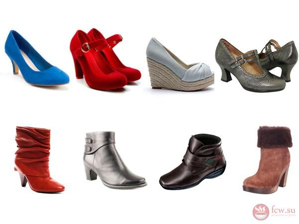Обувь для полной ноги: критерии выбора