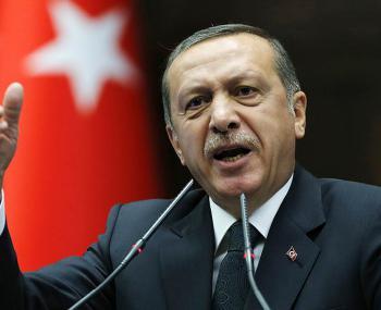 Эрдоган обвинил США в поддержке боевиков ИГ