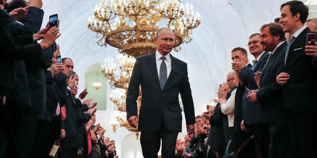 Протокол президента Российской Федерации. Десять вещей, о которых вы даже не задумывались