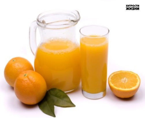 Как из 4-ех апельсинов приготовить 10 литров лимонада.