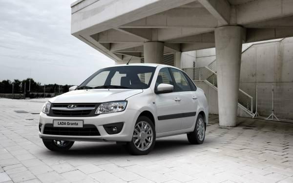 «АвтоВАЗ» готовит седан LADA Granta в новой версии Granta Sed City