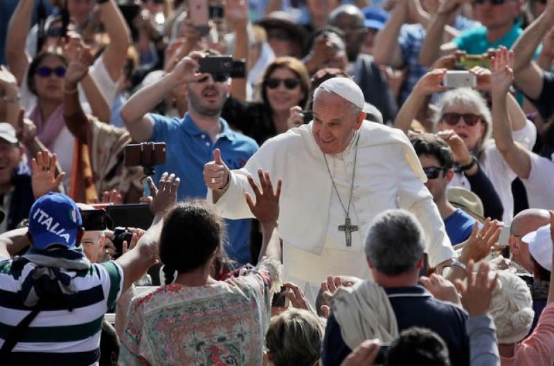 Папа Римский: «Я ВЕРЮ В РОССИЮ»