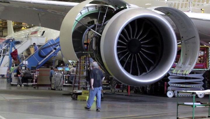 Из-за санкционных рисков Россия создаст новые авиационные двигатели
