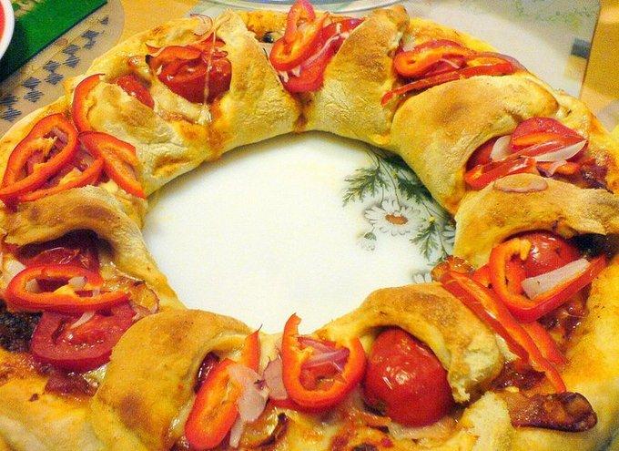 Пицца «Корона»