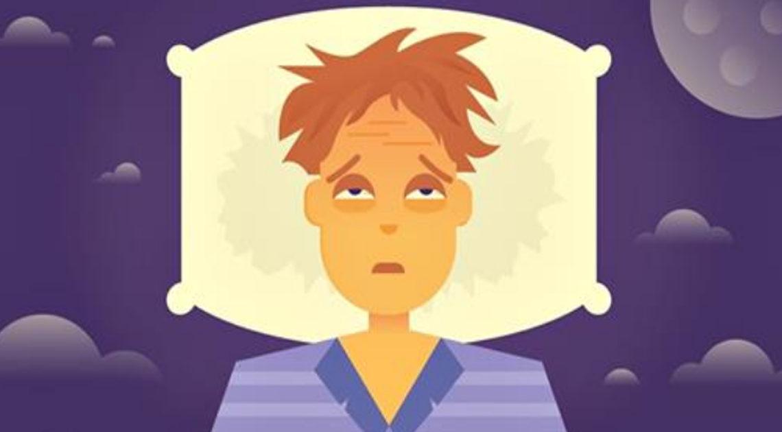 Недосып имеет серьёзные последствия для тела и мозга.