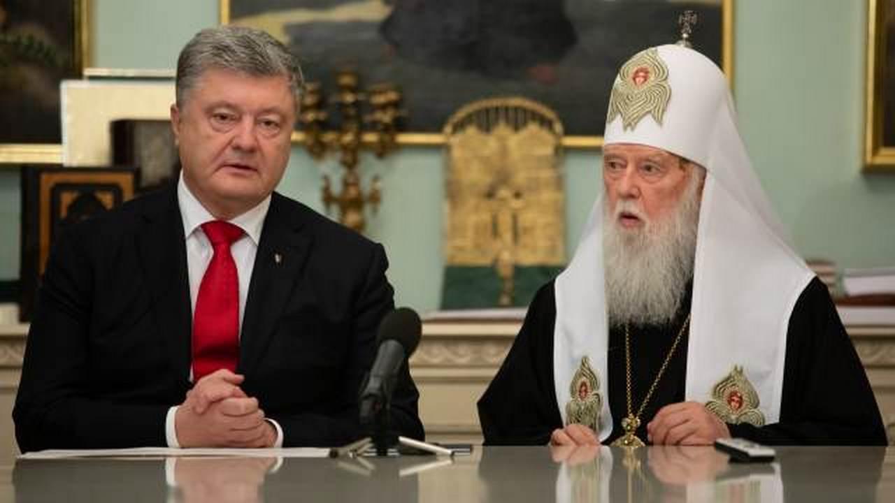 «Нетрадиционные» отцы украинской «единой поместной церкви»