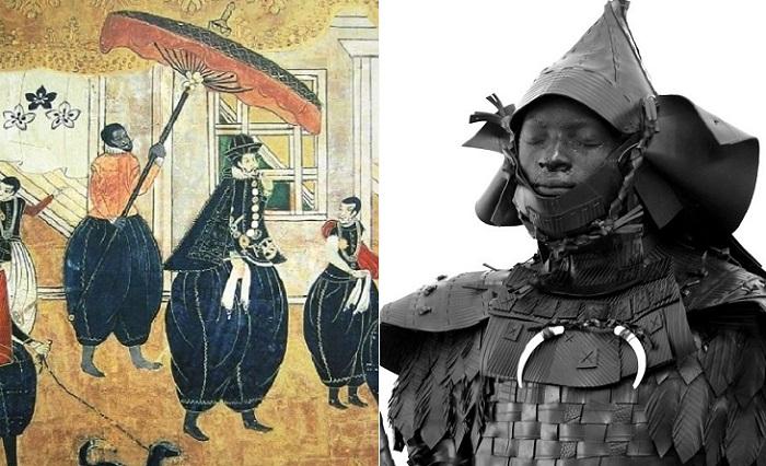 История первого темнокожего самурая: непростой путь от африканского раба до уважаемого воина