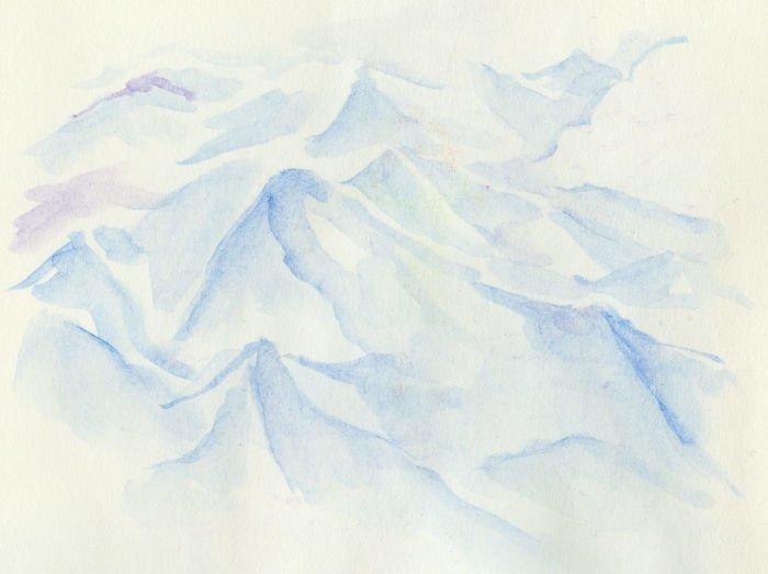 Альпы Любовь, история, комикс, любовь на расстоянии, рисунки, романтика, творчество, художник
