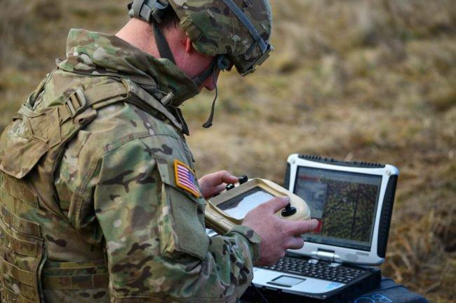 Хакер украл файлы армии США,…