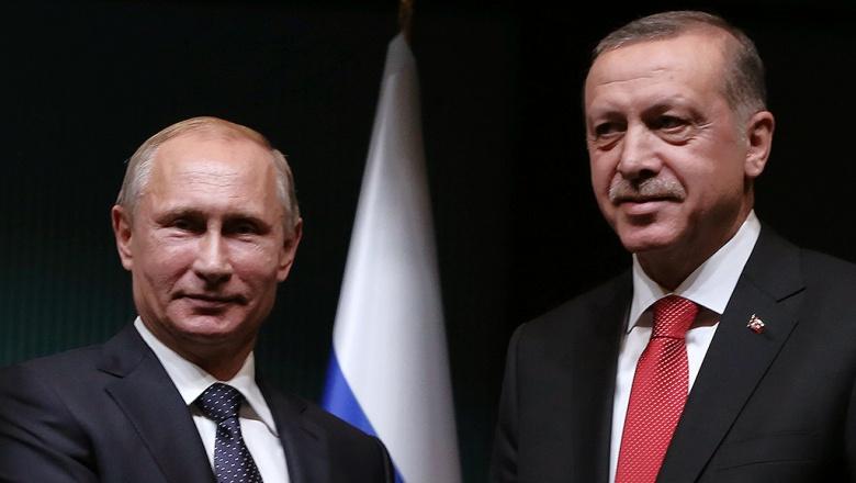 Милостию императора: Путин простил Эрдогана