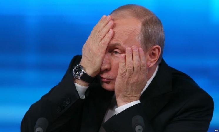 Даже проклиная Путина, народ…