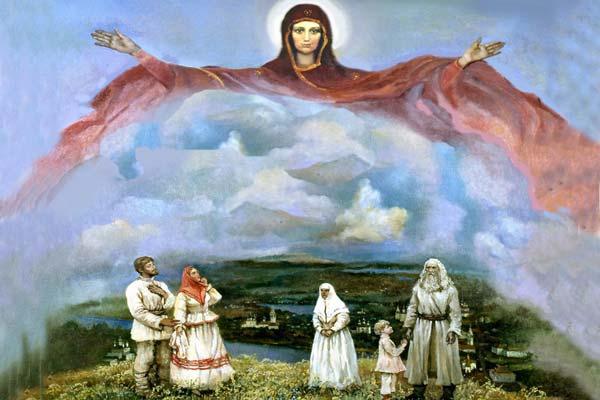Покров Пресвятой Богородицы, приметы и традиции праздника.