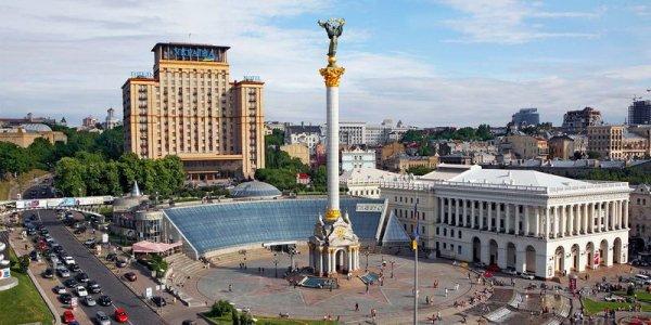 Как украинцы реагируют на флаг России в центре Киева
