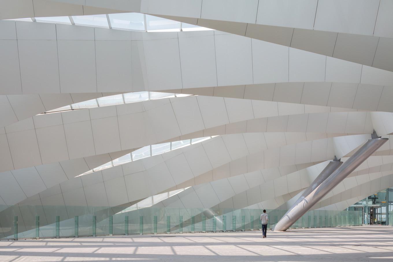 Архитектура грандиозного комплекса в Мексике