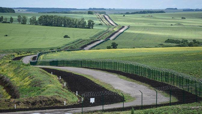 Украинская «Стена» на границ…