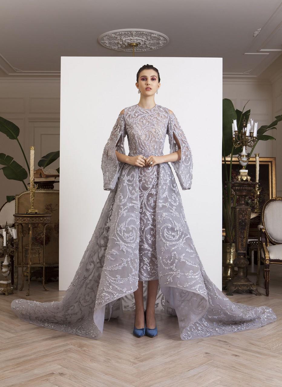Королевское барокко: коллекция Azzi & Osta весна-лето 2018