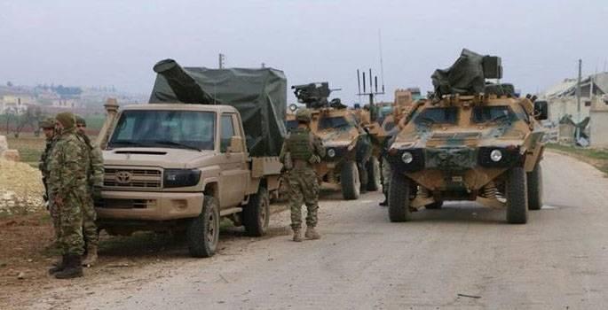 СМИ: Турецкие танки, БМП и РСЗО пересекли границу Сирии