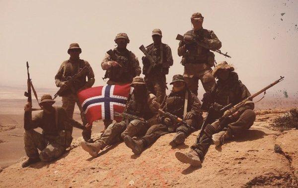 Норвежская группировка в Сирии