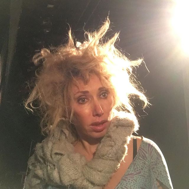 Елена Воробей назвала себя бомжиком