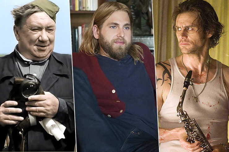 Комедийные актеры, которые раскрылись в драматических ролях