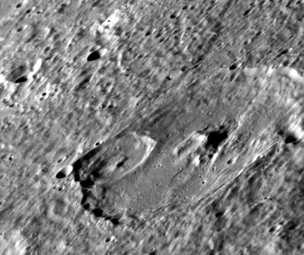 818 Меркурий в ноябре 2011 года