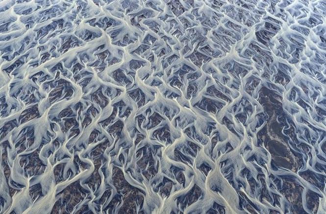Удивительная красота плетеных рек.