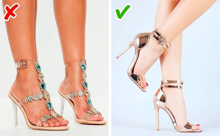 9 причин, почему дорогая обувь выглядит, как дешевая