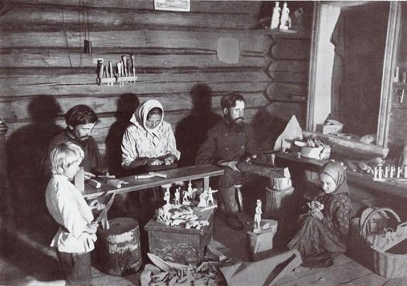 Забытые ремесла земли Русской