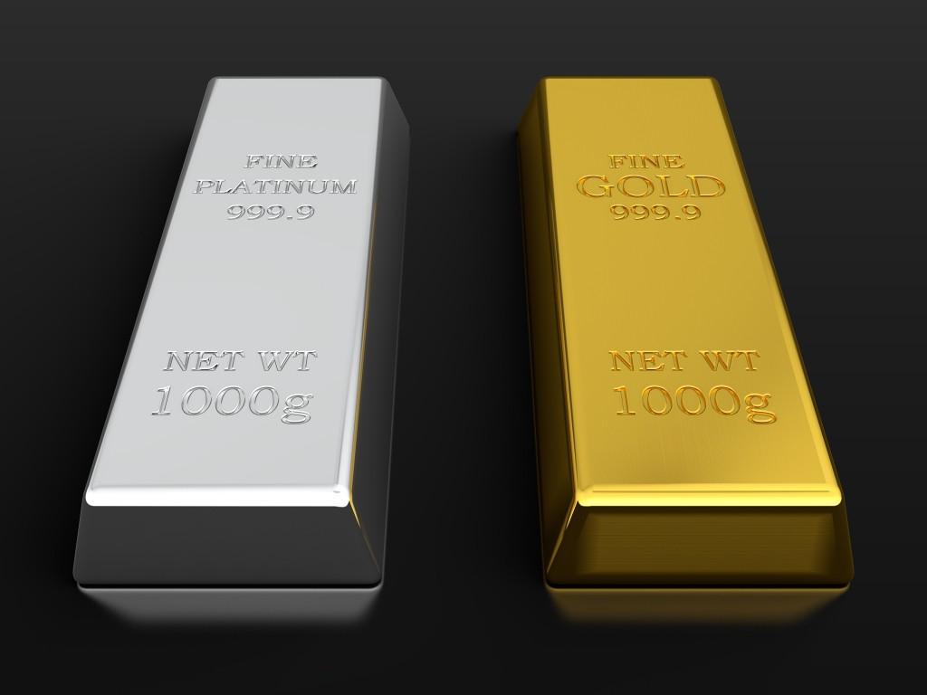 Почему платина дороже золота?