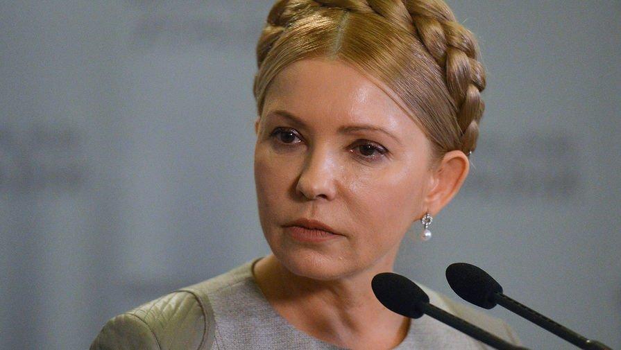 Сначала Ющенко, теперь она: …