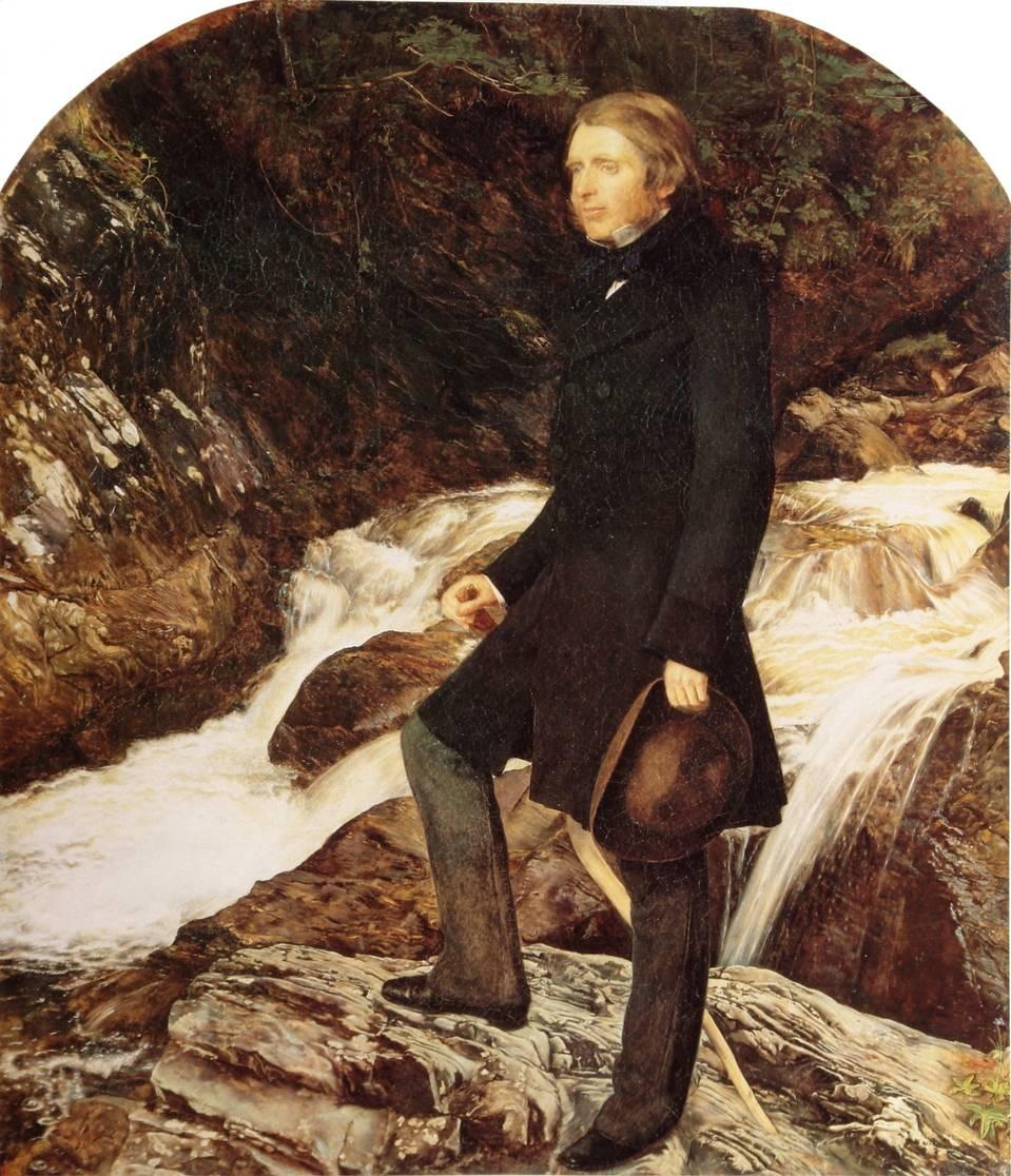 Джон Эверетт Милле (John Everett Millais),1829-1896.Англия