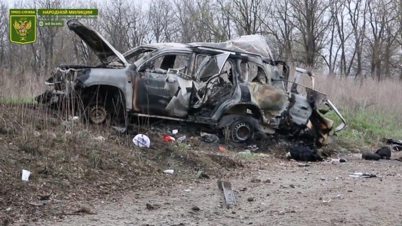 Патрули СММ ОБСЕ приостановили работу на территории ЛНР
