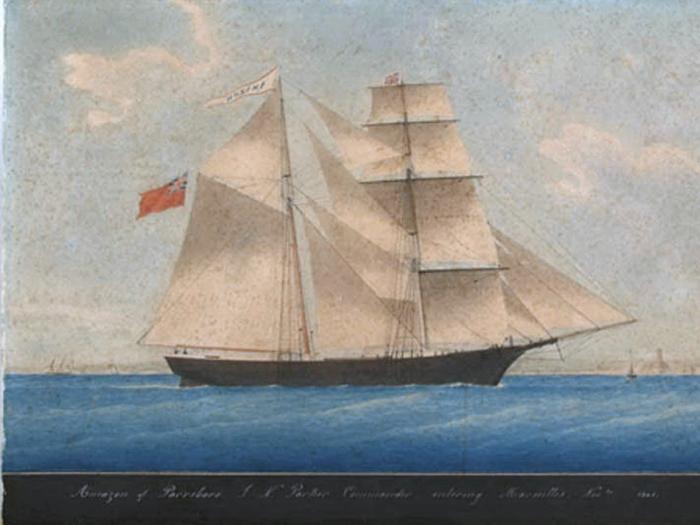 «Мария Целеста»: загадка корабля-призрака
