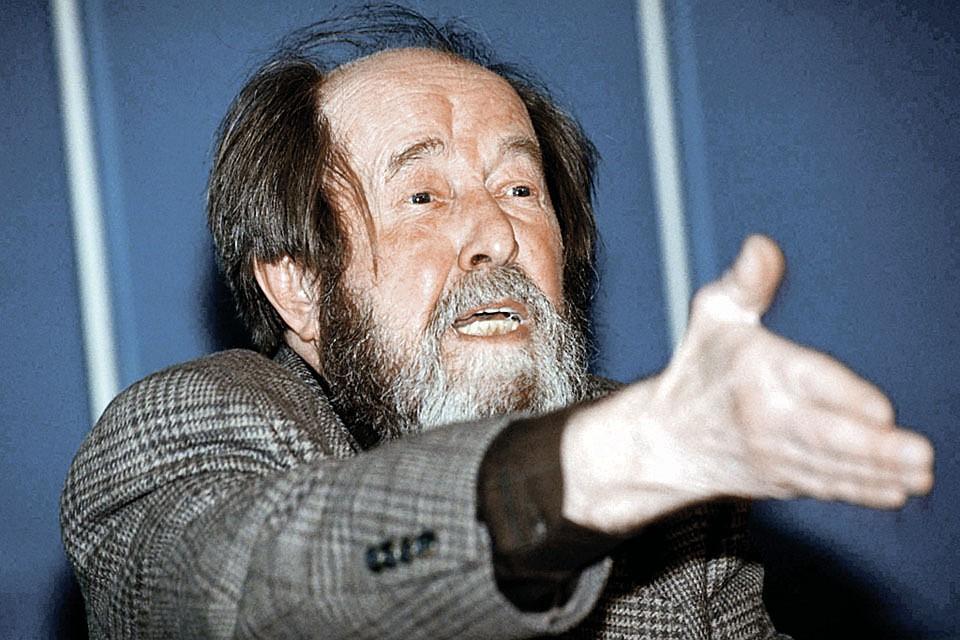 Солженицын первым поставил вопрос о Крыме 27 лет назад
