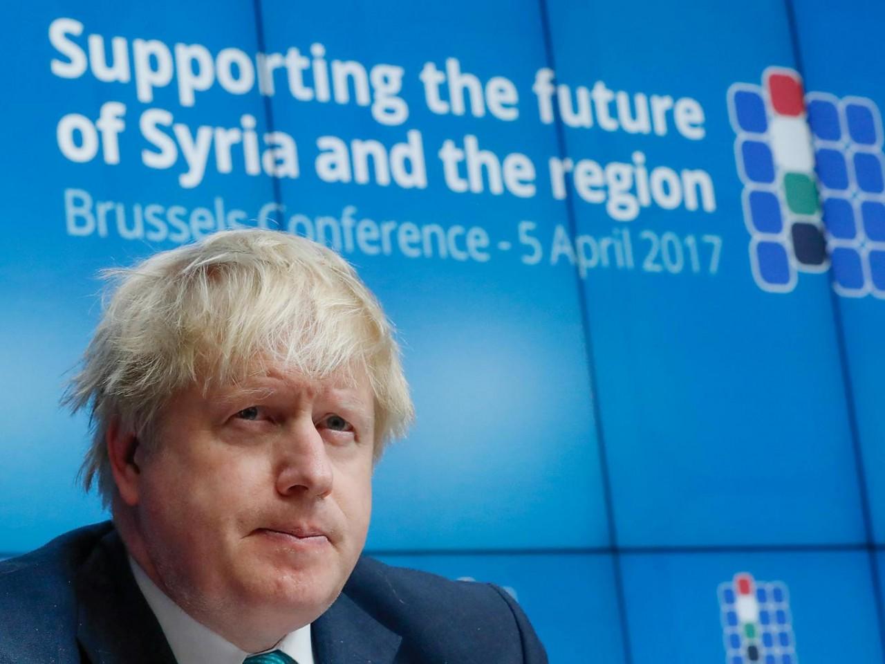 США могут снова ударить по Сирии — Борис Джонсон