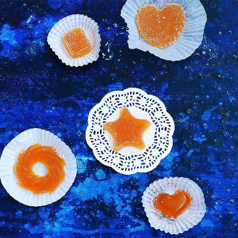 Домашний апельсиновый мармелад на пектине