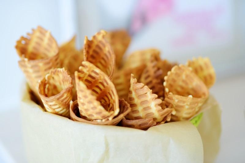 сахарные трубочки без вафельницы
