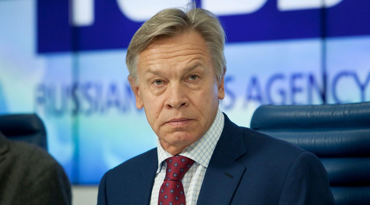 «США де-факто помогали «Исламскому государству»: Алексей Пушков дал интервью RT