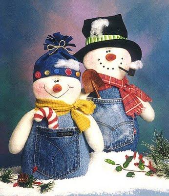 Снеговики в джинсах. Выкройка (1) (346x400, 170Kb)