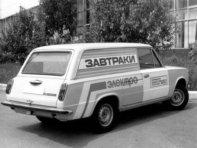 Первый советский электромобиль