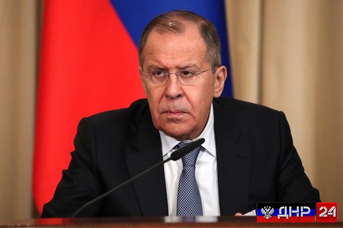 Лавров призвал страны к организации встречи «нормандской четверки»