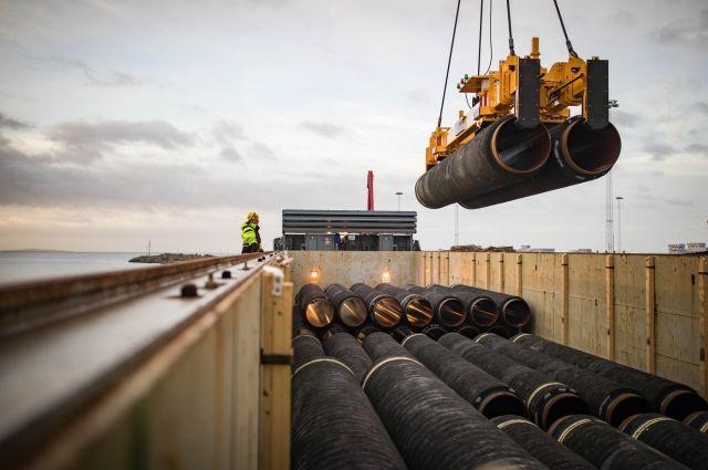 Газпром: налогоплательщики ЕС не финансируют «Северный поток — 2»