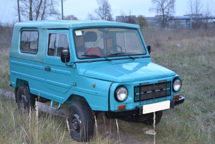 ЛуАЗ-969. История создания советского внедорожника
