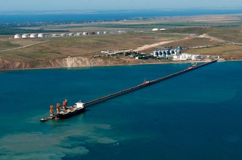Иностранные инвесторы хотят преобразить морской порт Тамань