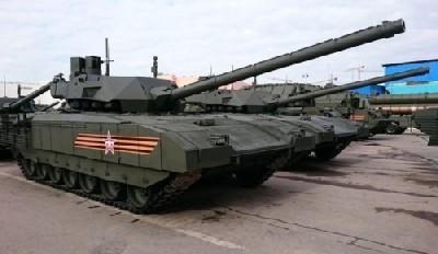 Россия разрабатывает ядерный боевой танк