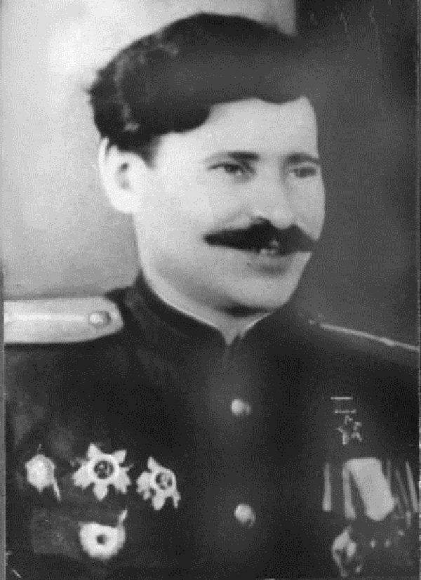 Герои Советского Союза. Бори…