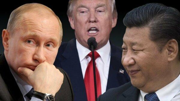 «Россия восстала из пепла и …